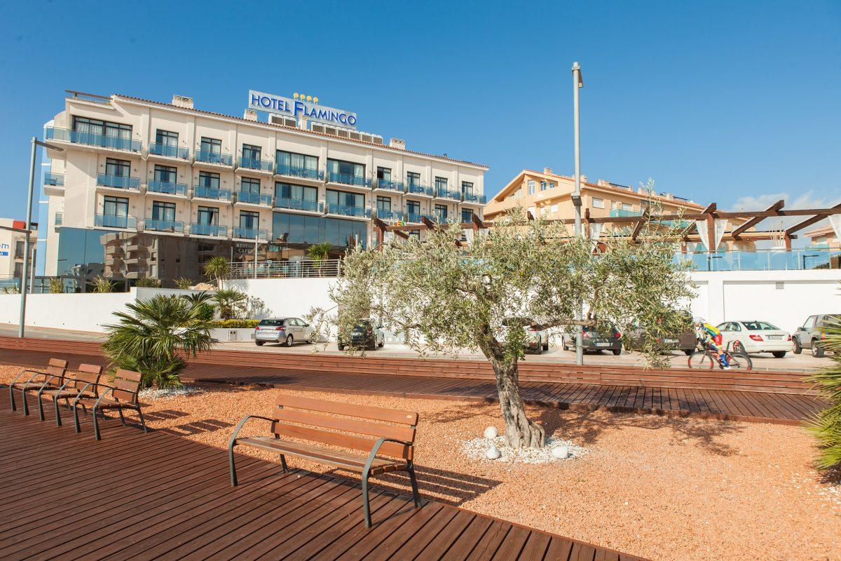 Hotel Flamingo (l'Ampolla)